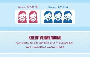 Infografik: Wofür die Schweizer Kredite brauchen