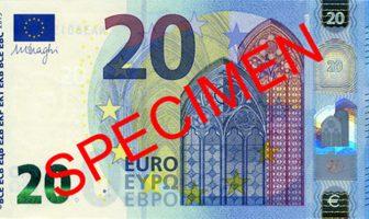 Der neue 20 Euro Schein
