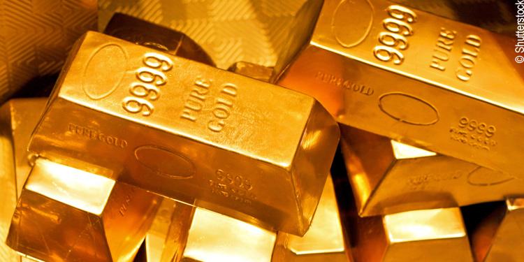 Gold stellt auch eine Möglichkeit der Geldanlage dar