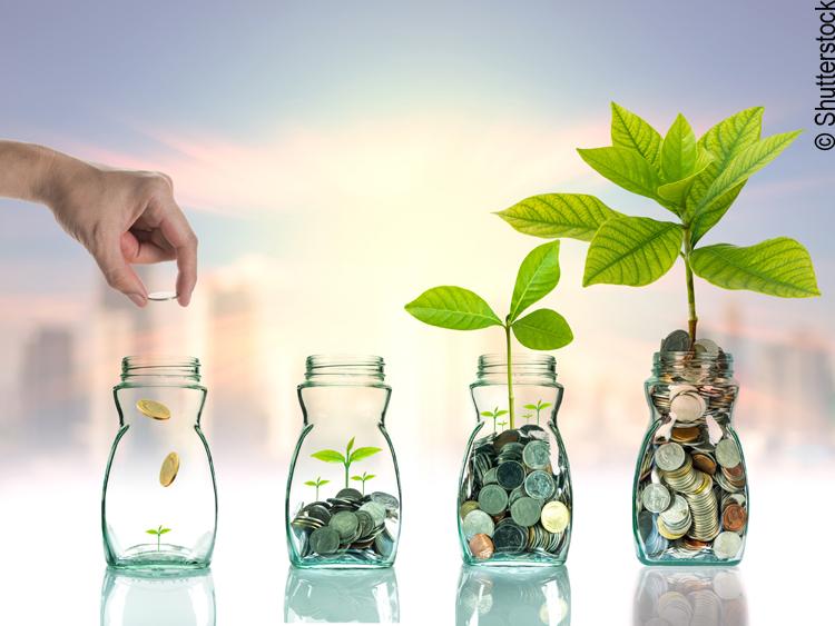 Langfristiger Vermögensaufbau