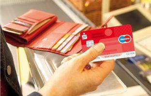 Bezahlen mit der SparkassenCard