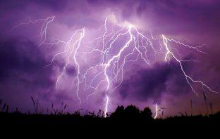 Sturm, Donner und Aktienkurse