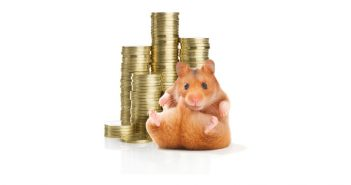 Sparen wie ein Hamster