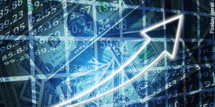 Steigender Dollarkurs