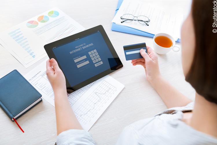 Mehr Sicherheit beim Online Banking