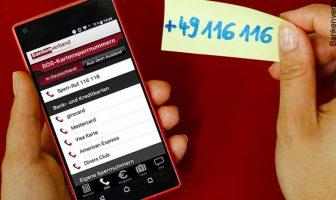 "Mobile App ""Reise+Geld"""