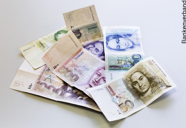 Alte Deutsche Mark