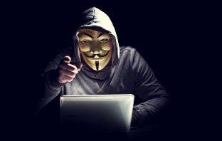Gefahr durch Cyber-Attacken