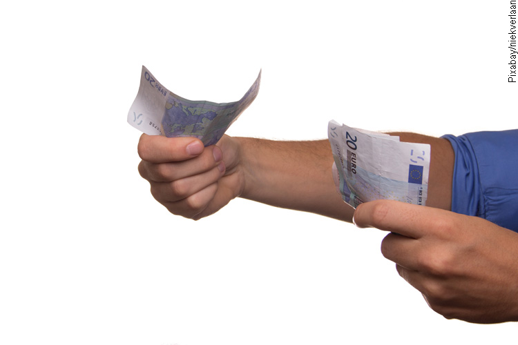 Kurzfristig Geld leihen