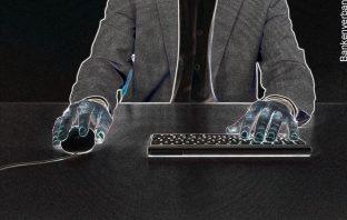 Cyberkriminalität am Arbeitsplatz