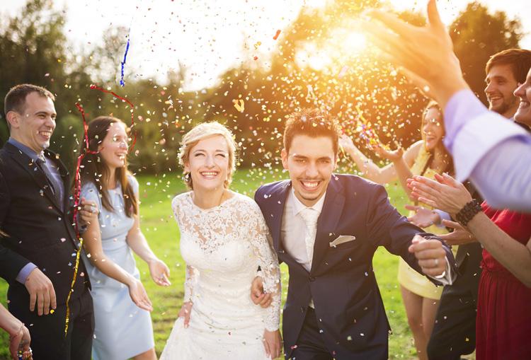 Hochzeit, Geld und Finanzen