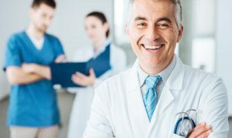 Krankversicherung und Arztbesuch