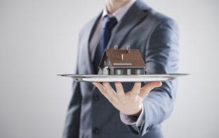 Niedrige Zinsen für Immobilienkredite