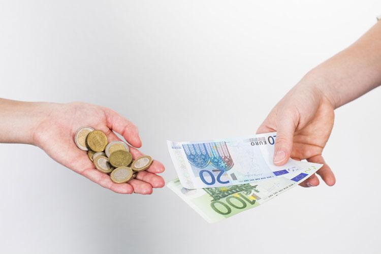 Geld Sprichwörter