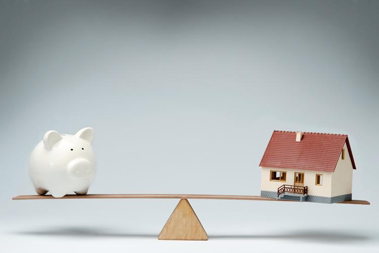 Traum von der eigenen Immobile und Baufinanzierung