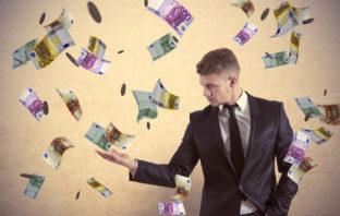 Achtung Falschgeld: So erkennen Sie gefälschte Euronoten