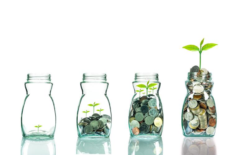 Sparen bringt Zinsen und kann sich lohnen