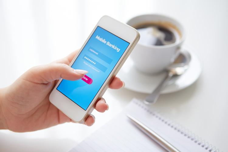 Echtzeitüberweisung via Mobile Banking