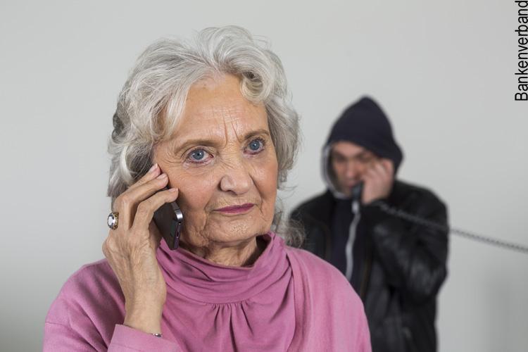 Vishing ist Betrug per Telefonanruf