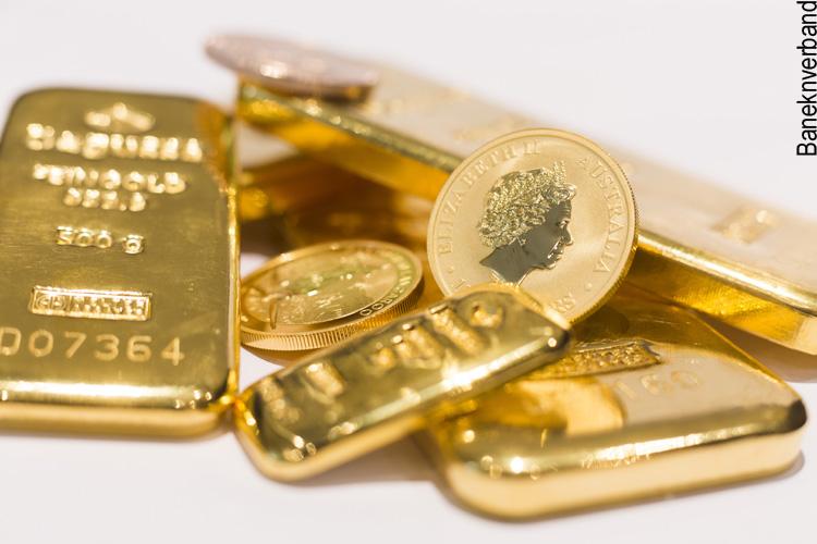 Gold zu Weihnachten verschenken