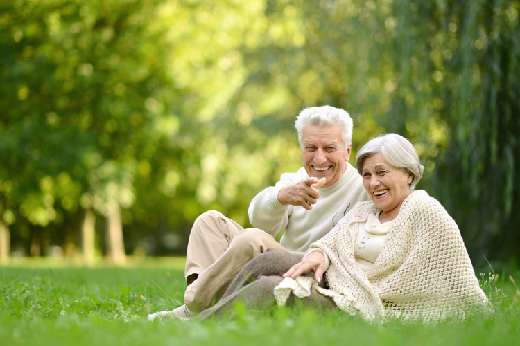 Fürs Alter sollte man rechtzeitig und ausreichend vorsorgen