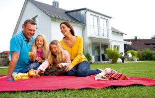 Wunschtraum von der eigenen Immobilie realisieren
