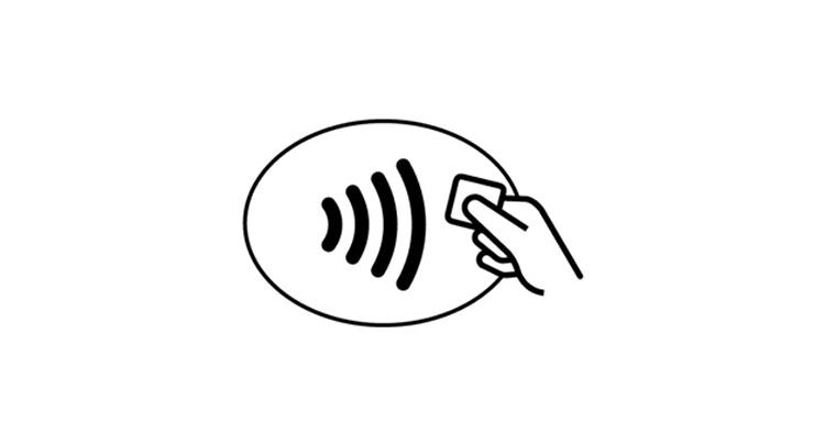 Kontaktlos via NFC-Chip bezahlen