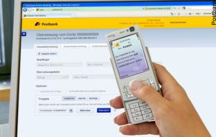 SMS-TAN am Beispiel der Postbank