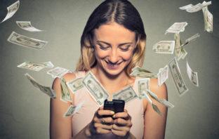 Geldtransferdienste bieten Blitzüberweisungen ins Ausland