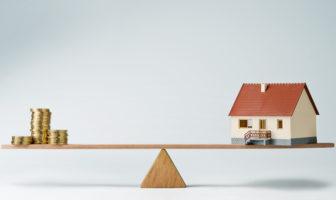 Zinskosten für Baufinanzierungen auf Tiefststand