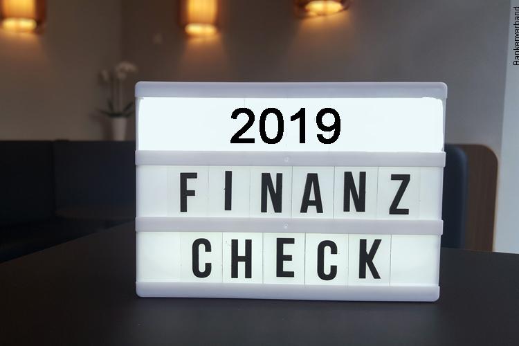 Ein Finanzcheck zum Jahresende 2019