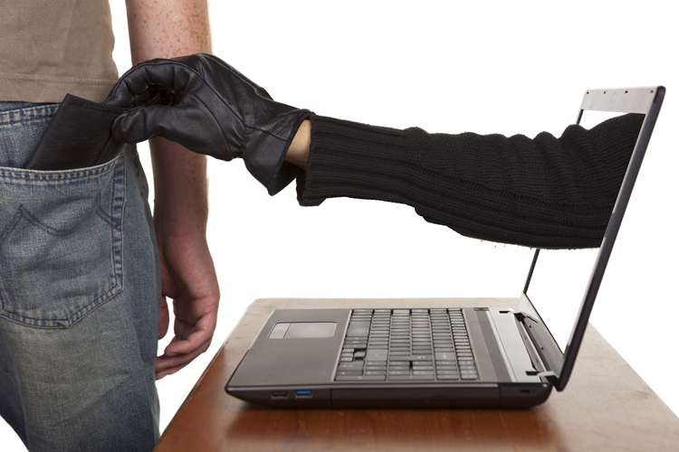 Phishing ist eine der größten Gefahren beim Online Banking