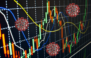 Auswirkungen der Corona-Pandemie auf die Börsenkurse
