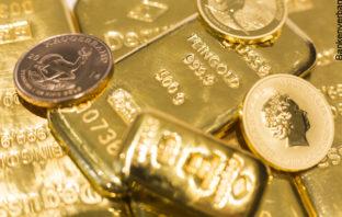 Die Geldanlage in Gold liegt bei vielen Anlegern im Trend