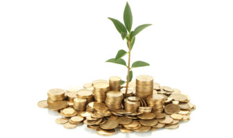 Suche nach interessanten Möglichkeiten der Geldanlage