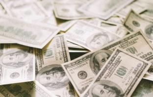 Der Dollar ist eine wichtige internationale Leitwährung
