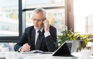 Unternehmer benötigen bei der Nachfolgersuche oft Hilfe und Beratung
