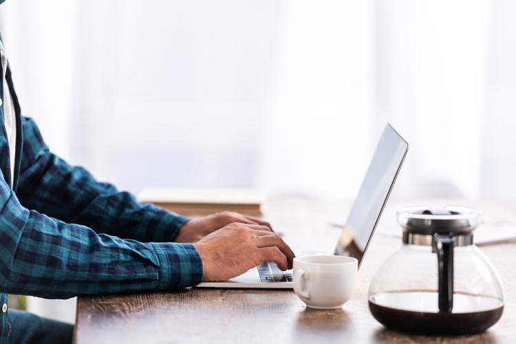 Arbeiten im Home Office bietet steuerliche Vorteile
