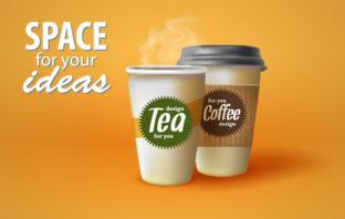 Raum für Ideen mit individuellen Werbeartikeln