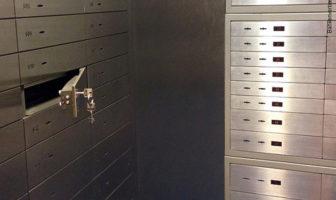Wertsachen sicher in einem Bankschließfach lagern
