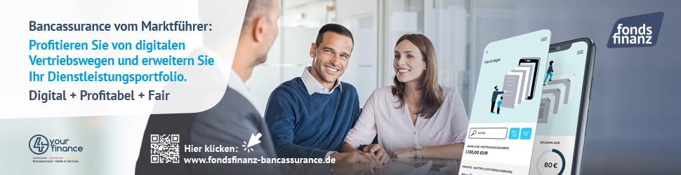 Bancassurance vom Marktführer: Vertrauen & Kompetenz  in den digitalen Raum erweitern