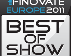 Finovate best of show gewinner machen Bankinnovation erlebbar