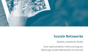 Bitkom Studie Soziale Netzwerke rund um die Nutzung sozialer Dienste in Deutschland