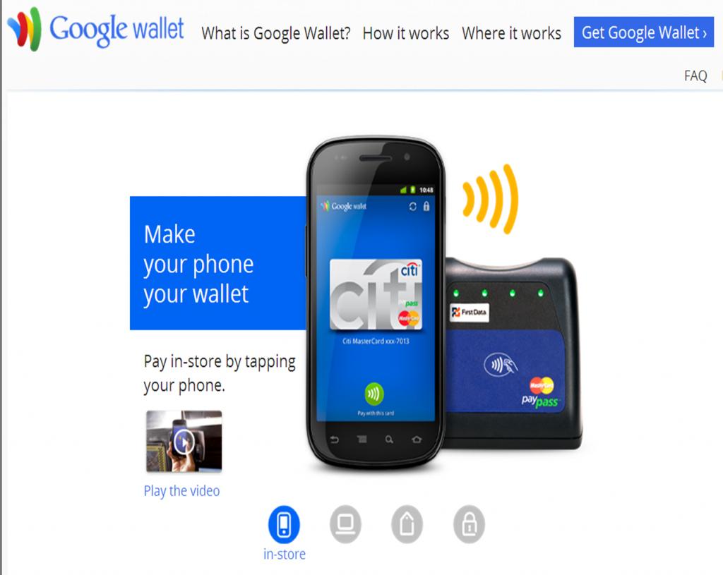 Google verfügt über eine zur digitalen Geldbörse passende Banklizenz