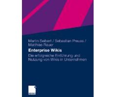 Nutzung von Wikis in Banken und Sparkassen