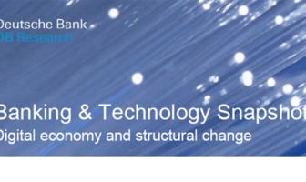 Aktuelle technologiegetriebene Entwicklungen bei Banken und an den Finanzmärkten