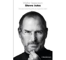 autorisierte Biografie des Apple-Gründers Steve Jobs