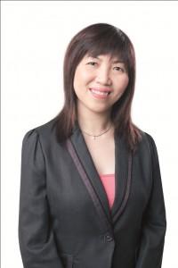 Ms Chng Bee Leng Head of Mass Affluent OCBC Bank im Gespräch mit dem Bank Blog