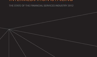 Finanzdienstleistung in der Krise