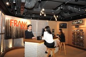 Spezielles Filialkonzept für das Banking mit der Zielgruppe junge Erwachsene